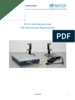 Manual THz Kit