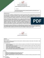 Proyecto Rs III Educ Inicial