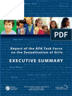 Report Summary APA