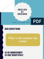 Adriana - Lesson 15 - October, 29th1 1