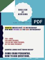 Bruna Lesson 11- Extra
