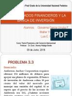 Mercados Financieros y la Banca de Inversion
