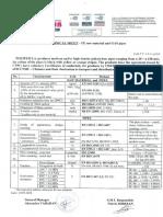Fisa Tehnica Gr Tub 5-3.4e PE100 GAZ