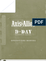 DDay - Operation Manual