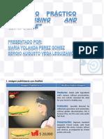 """Evidencia 5 - Ejercicio Práctico """"Advertising and Web Page"""""""