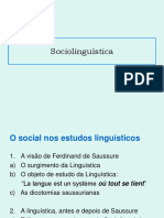 1-¬ aula - T+¦picos em Sociolingu+¡stica