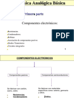 Componentes Electrónicos Analógicos-1