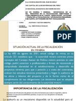 FISCALIZACION- AUDITORIA