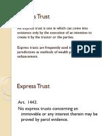 Express Trust Ppt