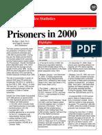 bureau of statistics 2000 21st century