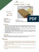 Pan de Platano y Chia