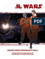 Escape From Smugglers Hold (1)