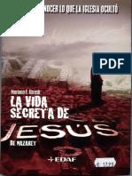La Vida Secreta de Jesus -Mariano Urresti