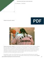 Quanto Ganha Um Perito Criminal
