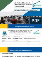 Proposta Pedagógica - Sequência Didática para Leitura e Produção Textual