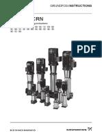 Boiler Feed pump Manual