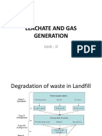 Leachate and Gas Generation-1