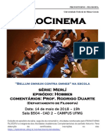Filosofia e cinema