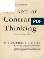 NEILLH B -The Art of Contrary Thinking 1985