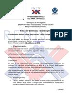 Criterios Editoriales Renisce 2018 Ajustes Propuestos Rer Rev Ols