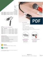 Torque Sensor Reaction Mountz SMX Datasheet