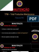 #6 MANUTENÇÃO - TPM Pilares Da Tpm