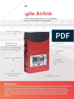 Sales Sheet Agile Airlink 1537518930