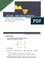 AULA LAB 02- SCILAB Matrizes e Vetores