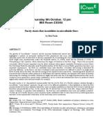 CEAS Seminar Rob Poole 9 10
