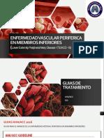 ENFERMEDAD VASCULAR DE MIEMBROS INFERIORES