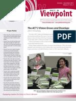 Viewpoint Vol 11 No 3