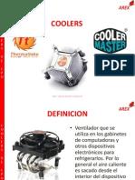 Coolers de Cpu