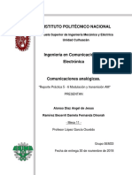 ReportePráctica6 - Transmisor AM