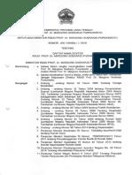 SK Daftar Nama Dokter RSMS (Open Source)