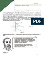 Introducción a Fórmulas Cónicas