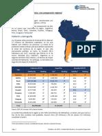 América Del Sur y La Argentina Una Comparación Económica-Social-Cultural Regional