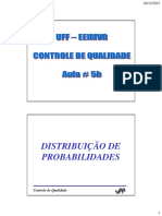 Uff-controle de Qualidade 2015 - Aula 5b - Curva Normal