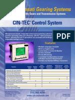 CinTec Contro system