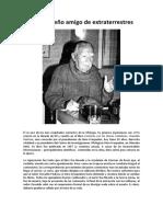 Un Brasileño Amigo de Extraterrestres - Entrevista a DINO KRASPEDON