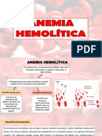 Anemia Hemolitica