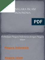 Isu Negara Islam Indonesia