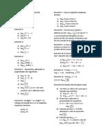 Lista Exercicios Estequiometria