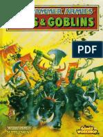 Orcs & Goblins (4ed)