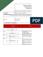 PR-SST-XX. Procedimientos Para Elaboracion de Inspecciones