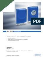 IFC050 Ficha Tecnica En