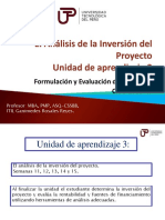 Cuestionario de Analisis de Proyectos de Inversion