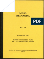 Mesa Redonda 11