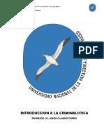 Resumen Introduccion a La Criminalistica 2017_unlocked