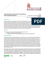 NSNG-Gestating Swine Nutrient Recommendations(1)