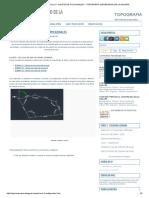 Corte 2 -Calculo y Ajuste de Poligonales _ Topografia Universidad de La Guajira